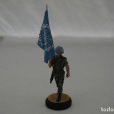 Militaria: SOLDADO PLOMO ABANDERADO - . Lote 171065039