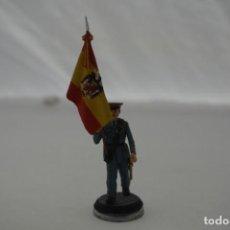 Militaria: SOLDADO PLOMO ABANDERADO - . Lote 171065063