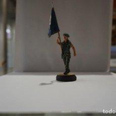 Militaria: SOLDADO PLOMO ABANDERADO -. Lote 171065080