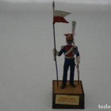 Militaria: SOLDADO PLOMO - FRANCIA 1808 LANCERO POLACO. Lote 171065403