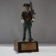 Militaria: SOLDADO PLOMO - ESPAÑA 1975 GUARDIA CIVIL. Lote 171065985