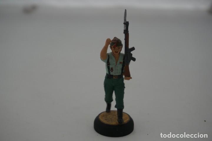 SOLDADO PLOMO - MUNDIART LEGION (Militar - Reproducciones, Réplicas y Objetos Decorativos)