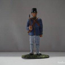 Militaria: SOLDADO PLOMO - SOLDADO DRAGONES DE SANTIAGO 1909. Lote 171082998