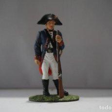 Militaria: SOLDADO PLOMO - ARTILLEROS DE MARINA TRAFALGAR 1805. Lote 171083017