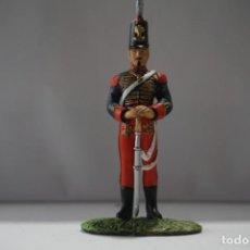 Militaria: SOLDADO PLOMO - SOLDADO ARTILLERIA DE LA GUARDIA REAL 1839. Lote 171083154