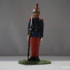 Militaria: SOLDADO PLOMO - INFANTERIA DE LINEA 1902. Lote 171083175