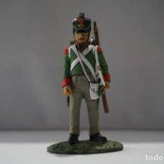 Militaria: SOLDADO PLOMO - CAZADOR DE INFANTERIA LIGERA 1821. Lote 171083482
