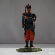 Militaria: SOLDADO PLOMO - SOLDADO DE INFANTERIA 1886. Lote 171083499