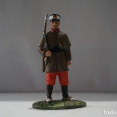 Militaria: SOLDADO PLOMO - CABO 1º DE CAZADORES 1859-60. Lote 171083847