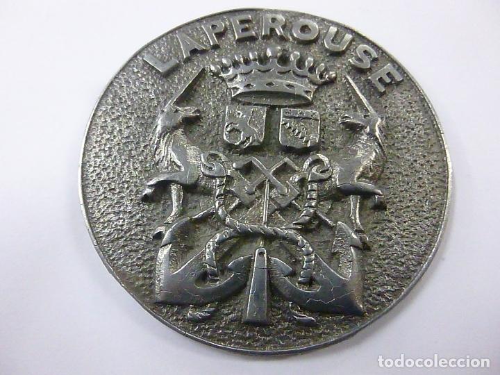 LAPEROUSE MEDALLA 7,5 CENTIMETROS -N (Militar - Reproducciones, Réplicas y Objetos Decorativos)