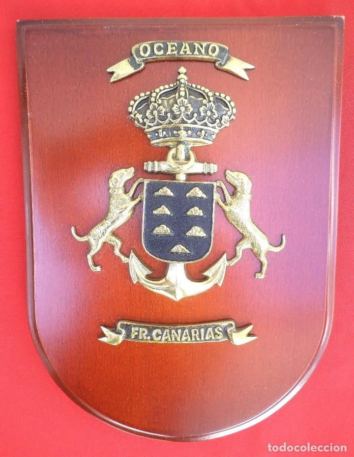 METOPA FRAGATA CANARIAS (Militar - Reproducciones, Réplicas y Objetos Decorativos)