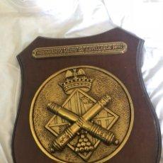 Militaria: PRECIOSA METOPA REGIMIENTO MIXTO DE ARTILLERÍA N 91. Lote 172331275