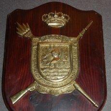 Militaria: METOPA AGRUPACIÓN DE APOYO LOGÍSTICO 24 MELILLA MALZIR-SUR. Lote 172799897