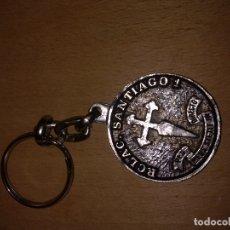Militaria: LLAVERO DEL RECLAC SANTIAGO 1. Lote 172987879