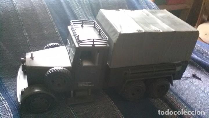 Militaria: Camión militar, soldados - Foto 2 - 173511553