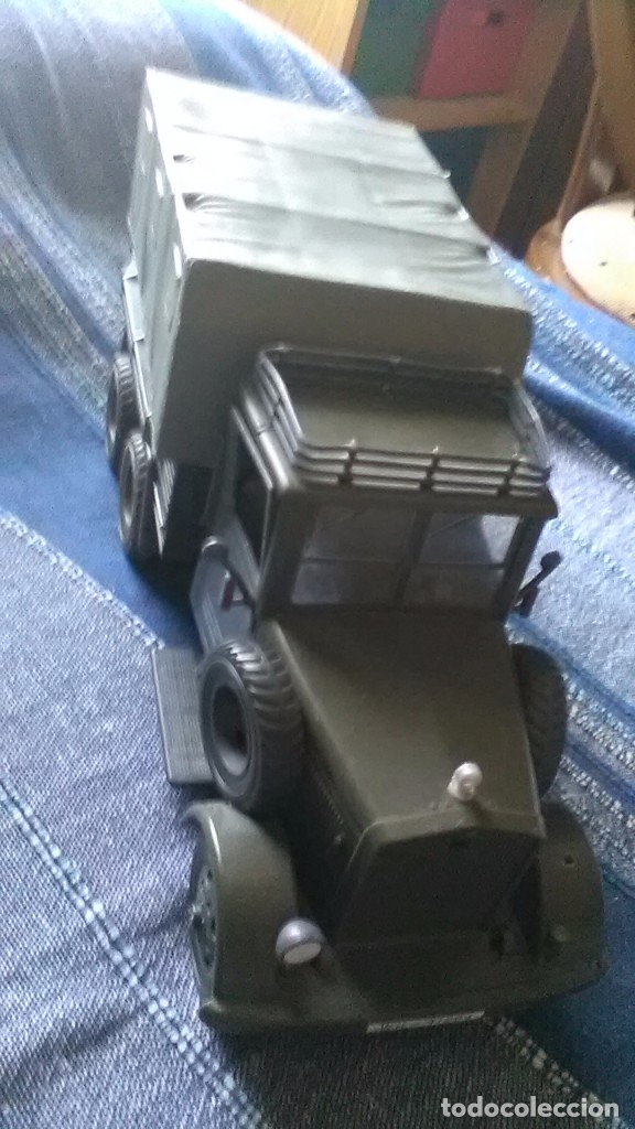Militaria: Camión militar, soldados - Foto 3 - 173511553