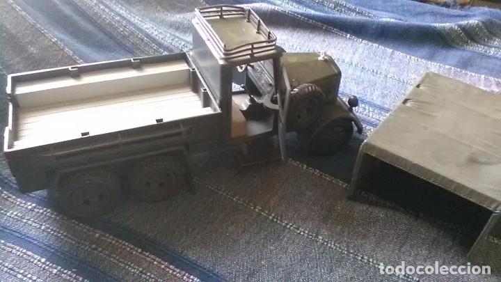 Militaria: Camión militar, soldados - Foto 4 - 173511553