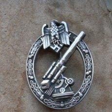 Militaria: INSIGNIA ANTIAÉREA DEL EJÉRCITO.TERCER REICH. NAZI. Lote 174007552