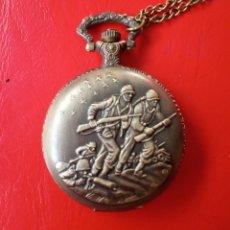 Militaria: RELOJ DE BOLSILLO SOLDADOS, MILITAR, EJÉRCITO. Lote 174098943