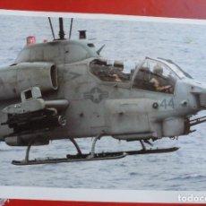 Militaria: BELL AH-1 US MARINES. Lote 174368617