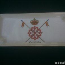 Militaria: BANDEJA CALATRAVA PORCELANA . Lote 175423779