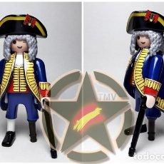 Militaria: PLAYMOBIL CUSTOMIZADO BLAS DE LEZO 1781 EXCELENTE CALIDAD. Lote 176336070