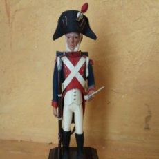 Militaria: VETERANO FRANCÉS GUERRA NAPOLEÓNICA 20 CM. Lote 176980839