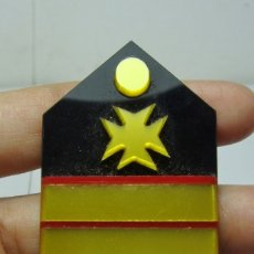 Militaria: PALA RÍGIDA MILITAR PARA SANIDAD. MARINA DE GUERRA ESPAÑOLA. (7 X 3,5 CM). Lote 177130938