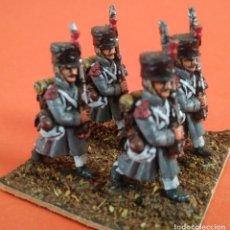 Militaria: SOLDADOS DE PLOMO GUERRAS NAPOLEONICAS. Lote 177378443