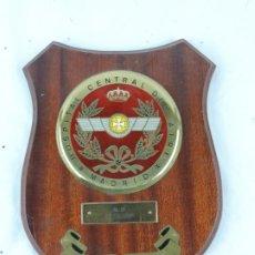 Militaria: METOPA DEL HOSPITAL CENTRAL DEL AIRE, AVIACION, MEDICINA, III JORNADAS DE ENDOSCOPIA DIGESTIVA, MIDE. Lote 178253176