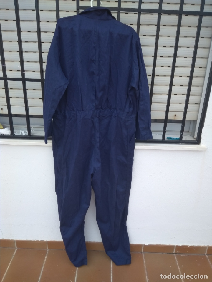 Militaria: Mono azul mahón guerra civil española - Foto 6 - 178351733