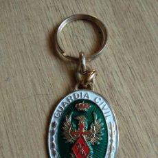 Militaria: LLAVERO GUARDIA CIVIL TRÁFICO. Lote 178376646