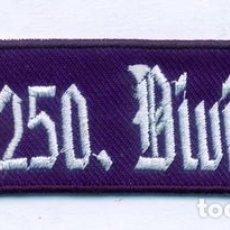 Militaria: PARCHE BORDADO 250. DIVISION. DIVISIÓN AZUL. Lote 179150866