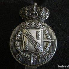Militaria: ANTIGUO ABRECARTAS. ESCUDO DE LA GUARDIA FRANQUISTA. PALACIO DEL PARDO. (ESCOLTAS DE FRANCO). Lote 179340935