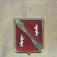 Militaria: PLACA DE LA GUARDIA PERSONAL DE FRANCO. METAL ESMALTADO. 1939/1975. . Lote 180933205