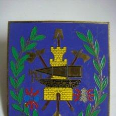Militaria: PLACA METALICA DE BING XII. Lote 181149011