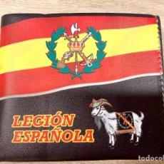 Militaria: ESTUPENDA CARTERA BILLETERO DE LA LEGION ESPAÑOLA EN 3D IMPRESO. Lote 181498396