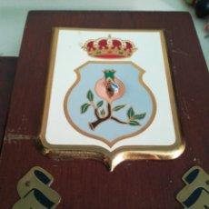 Militaria: METOPA MILITAR. Lote 181993487