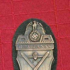 Militaria: DEMJANSK-3ER REICH ALEMANIA. Lote 182074932
