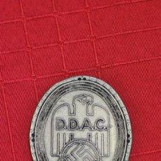 Militaria: DDAC-3ER REICH ALEMANIA. Lote 182076148