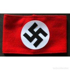Militaria: BRAZALETE DEL NSDAP ALEMANIA PARTIDO NAZI TERCER REICH. Lote 182222396