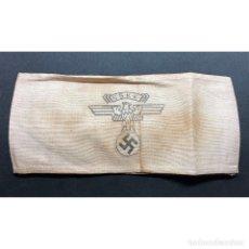 Militaria: BRAZALETE NSKK ALEMANIA PARTIDO NAZI TERCER REICH NSDAP. Lote 223377518