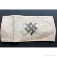 Militaria: BRAZALETE NSDAP ALEMANIA PARTIDO NAZI TERCER REICH. Lote 182297398