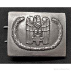 Militaria: HEBILLA CINTURON DRK CRUZ ROJA ALEMANIA PARTIDO NAZI TERCER REICH. Lote 182676606