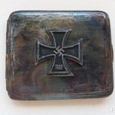 Militaria: PITILLERA ALEMANA.. Lote 183470681