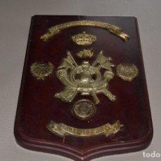 Militaria: METOPA DE LA BRIGADA DE INFANTERIA MECANIZADA XI.. Lote 184060201
