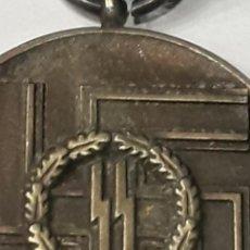 Militaria: MILITAR ALEMANIA:MEDALLA 8 AÑOS AL SERVICIO DE LAS WAFFEN SS . Lote 184642316