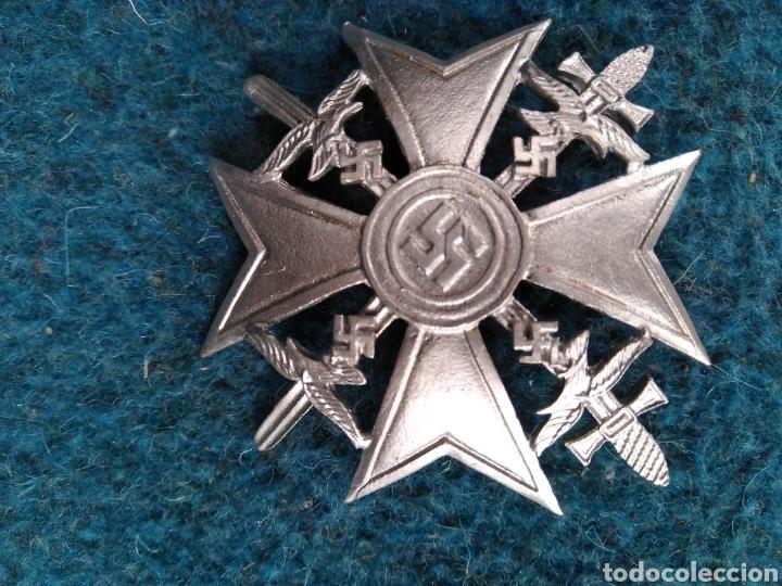 CRUZ DE ESPAÑA LEGION CONDOR (Militar - Reproducciones, Réplicas y Objetos Decorativos)