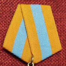 Militaria: URSS - CCCP- UNIÓN SOVIÉTICA – MEDALLA POR LA CAPTURA BUDAPEST. Lote 187087247