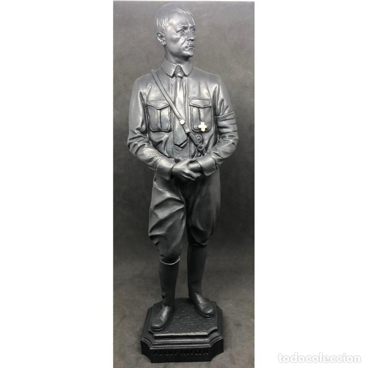 BUSTO ADOLF HITLER ALEMANIA TERCER REICH PARTIDO NAZI NSDAP (Militar - Reproducciones, Réplicas y Objetos Decorativos)
